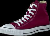 Converse - All Star Canvas Hi Maroon
