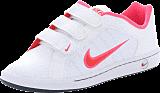 Nike - Court Tradition 2 Plus (GSV) WHITE-HYPRRD
