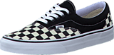 Vans - U Era (Checkerboard) Black/Natural