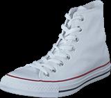 Converse - All Star Canvas Hi Optical White
