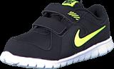 Nike - Nike Flex Experience Ltr (Tdv) Black/Volt-White