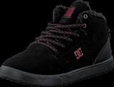DC Shoes - Crisis High Wnt B Shoe Black/Battleship