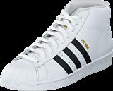 Adidas Originals - Pro Model Ftwr White/Core Black