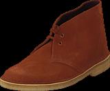 Clarks - Desert Boot Dark Tan