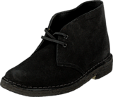 Clarks - Desert Boot w Black