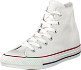 Converse - All Star Canvas Hi Canvas White