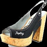 Replay - Floralie Black