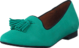Shoe Biz - 3449 Suede Green