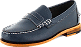 Sebago - Classic Leather Navy E