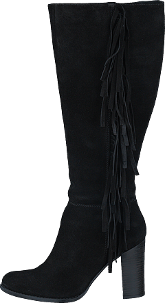 Black Lily - Rodeo Boot Black