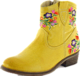 Duffy in Leather - 52-02058-16 Yellow