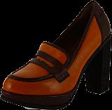 Marc O'Polo - High Heel Loafer Natural Calf