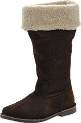 Marc O'Polo - Flat Heel Long Boot Calf Suede