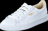 Puma - Basket Classic LFS White-White
