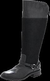 Mexx - Denise 1 Cow Lthr- Suede Black