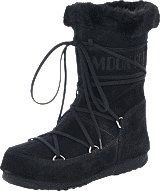 Moon Boot - Butter Mid Black