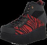 Roobin´s - Sprinter Negro Caliza Rojo