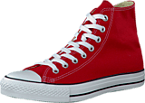 Converse - Chuck Taylor All Star Hi Canvas Red