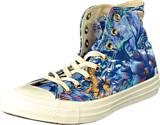 Converse - Chuck Taylor All Star Hi Seasonal Print Flower