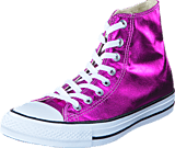 Converse - Chuck Taylor All Star Hi Magenta Glow/ Black/ White