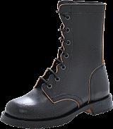 Swedish Hasbeens - Military Boot Black
