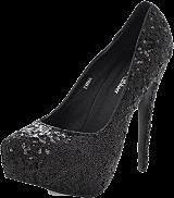 Sugarfree Shoes - Emma Black