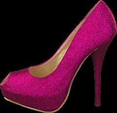 Sugarfree Shoes - Malina Pink