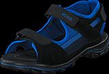 Ecco - Urban Safari Kids Black/ Bermuda Blue