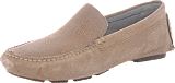 Hush Puppies - MONACO SLIP ON MT BEIGE