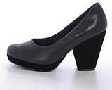 Gardenia - Yucatan Shoe Plateau Black