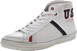 U.S. Polo Assn - Wear High Whi/Bl