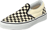 Vans - K Classic Slip-On Checkerboard Black