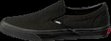 Vans - U Classic Slip-on Black/Black