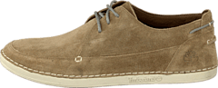 Timberland - Moc Toe Ox Moss Waxy Suede