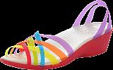 Crocs - Huarache Mini Wedge Multi