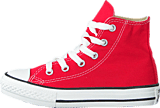 Converse - Chuck Taylor All Star Hi Kids Red