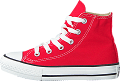Converse - Chuck Taylor All Star Hi Kids Red