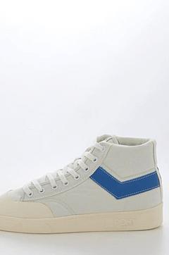 Pony - Vintage Slamdunk White Blue