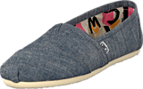 Toms - Seasonal Classic Blue Chambray