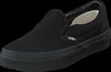 Vans - Classic Slip-On Blk/Blk