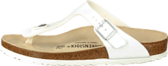 Birkenstock - Gizeh Regular White
