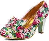Irregular Choice - Summer Freckles
