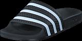 adidas Originals - Adilette Black 1/White/Black 1