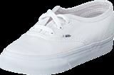 Vans - Authentic True White