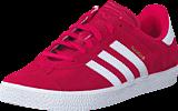 adidas Originals - Gazelle 2 J Bold Pink/White/Ftwr White