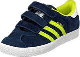 adidas Originals - Gazelle 2 Cf C Navy/Yellow/White