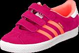 adidas Originals - Gazelle 2 Cf C Bold Pink/Orange/Ftwr White