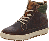 Le Coq Sportif - Laurent Mid Jr Seal Brown