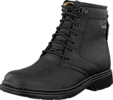 Clarks - Rockie Co GTX Black Waterproof