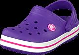 Crocs - Crocband Kids Neon Purple/Neon Magenta